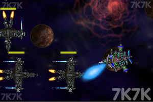 《星河塔防》游戏画面2