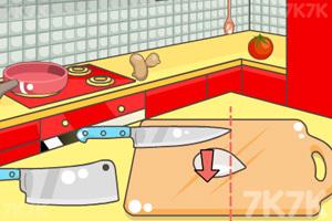 《辛辣牛肉汉堡》游戏画面2