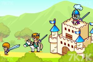 《守卫婴儿城》截图2