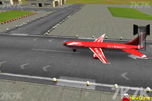 《飞机停机坪》游戏画面3