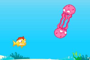 《小黄鱼历险记》游戏画面1