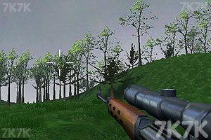 《俄罗斯野战队》游戏画面2
