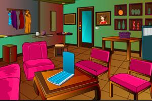 《鹦鹉逃出套房》游戏画面1