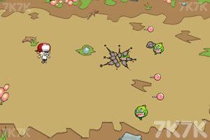 《糖果战士》游戏画面2