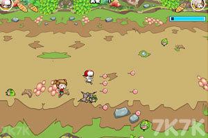 《糖果战士》游戏画面4