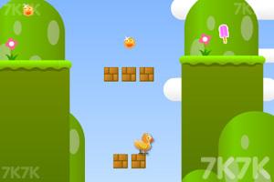 《小鸭历险记》游戏画面3