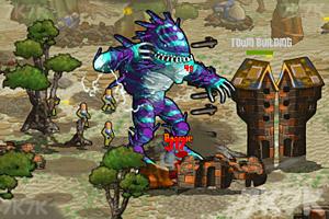 《巨石兽大破坏2》游戏画面1