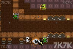 《地下城英雄》游戏画面1