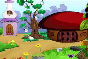 《逃出奇怪的花园》游戏画面1