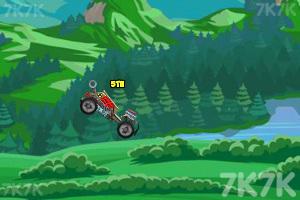 《改装车大赛》游戏画面2