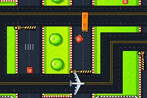 《迷你巴士机场停车》游戏画面1