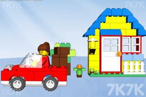 《乐高岛搭积木》游戏画面2