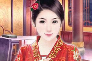 古典仙女绚丽装扮