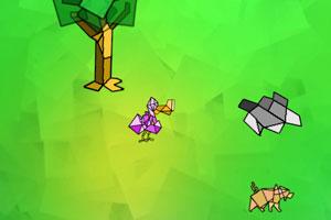《嘟嘟鸟生存考验》游戏画面1