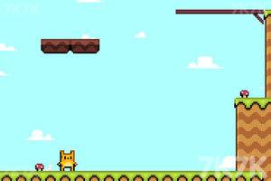 《皮蛋猫历险记》游戏画面3