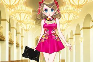 《可爱的森迪公主》游戏画面1