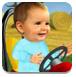 小宝宝开拖拉机