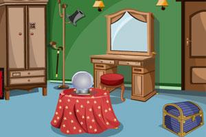 魔术师逃出房间