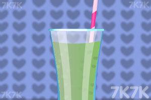 《绿色健康果汁》游戏画面2