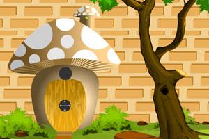 《蘑菇小屋逃生》截图1