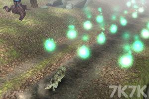 《丛林有只狼》游戏画面3