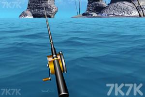 《海边钓鱼2》游戏画面2