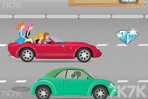 《艾莉单身女子挑战赛》游戏画面2