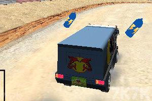 《雷音改裝車大賽》游戲畫面5