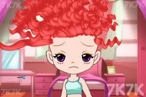 《阿苏的新发型》游戏画面3