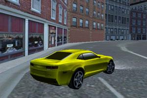 《3D赛车模拟驾驶》截图1