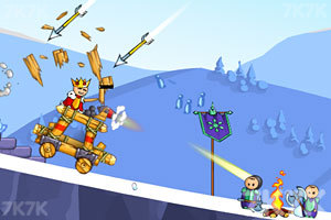 《进击的国王》游戏画面4