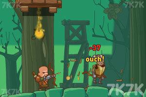 《小勇士闯恶魔城2》截图1