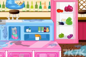 《清理厨房餐厅3》截图3