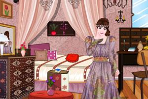 《布置公主的卧室》游戏画面1