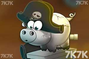 《海星小猪回家记》游戏画面1