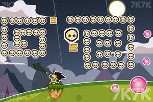 《大炮轰骷髅》游戏画面4