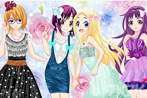 《花舞少女》游戏画面3