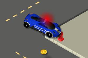《城市警车》游戏画面1