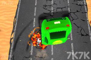 《极品撞车》游戏画面3