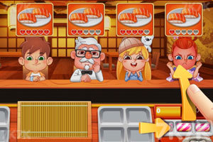 《寿司厨神》游戏画面4
