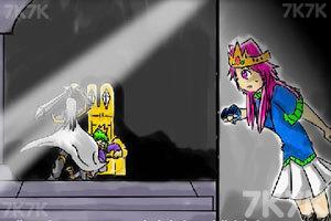 《精灵勇士复仇》游戏画面2