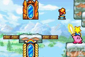 《星之卡比镜之迷宫》游戏画面4