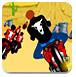 黑帮沙漠摩托车赛