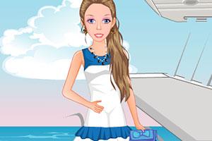 《平凡女的游艇派对》游戏画面1