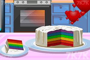 《六色蛋糕》游戏画面1