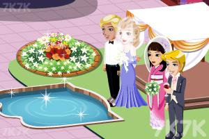 《布置婚礼》游戏画面3