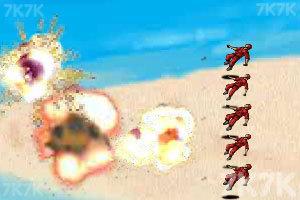 《诺曼底登陆战役》游戏画面3