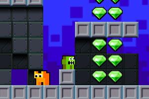 《寻找绿宝石》游戏画面1