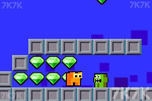 《寻找绿宝石》游戏画面2