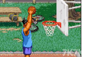 《街头篮球街机版》游戏画面3